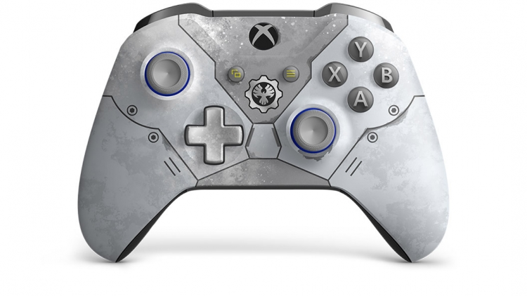 "Microsoft показала три новых комплекта Xbox One с игрой Gears 5"""