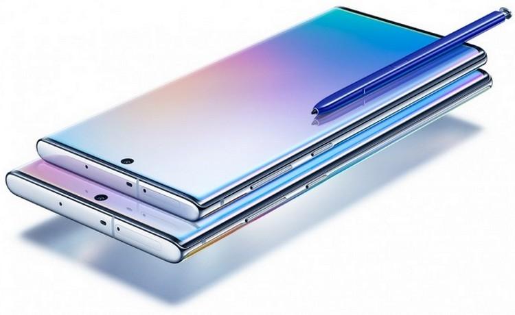 "Samsung представила Galaxy Note10 и Note10+: самые флагманские флагманы"""