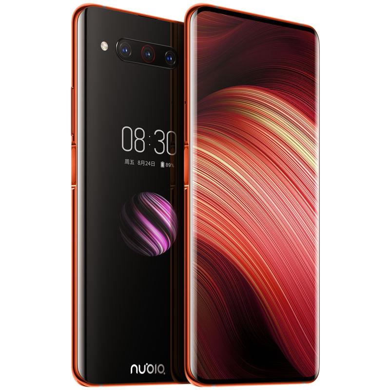Два экрана без «фронталки»: ZTE представила смартфон Nubia Z20