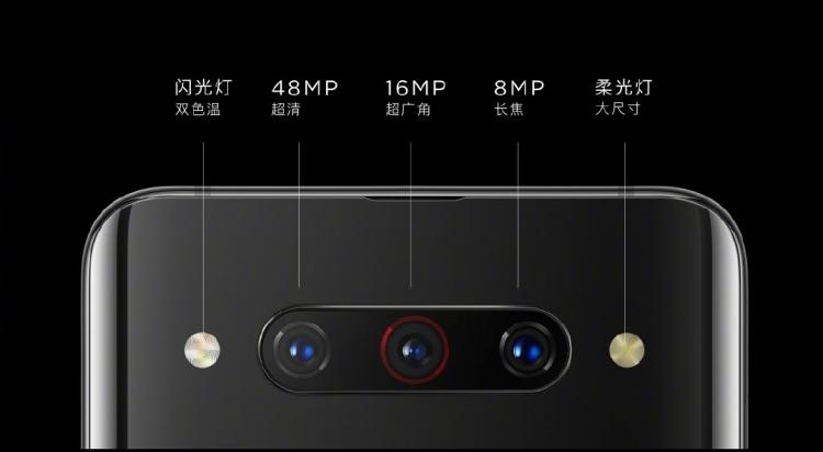 """Nubia Z20: двухэкранный флагман со Snapdragon 855+ и тройной камерой"""""""