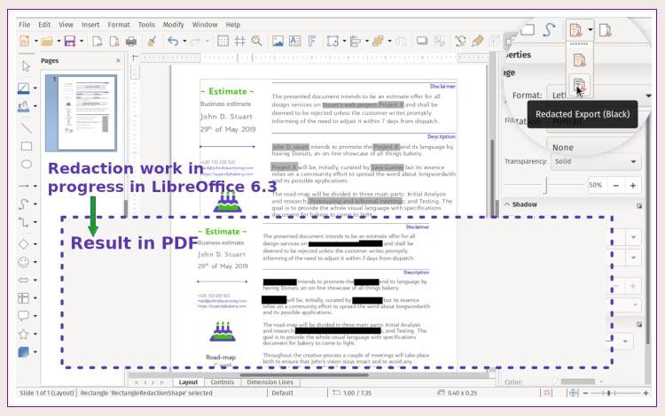 """Выпущена версия 6.3 открытого офисного пакета LibreOffice"""""""