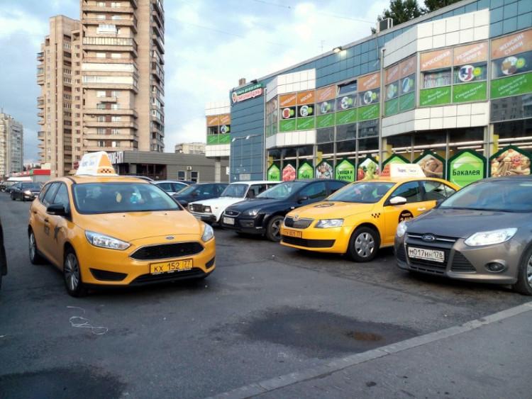 "Цены на такси в России могут вырасти на 20 % из-за «Яндекса»"""