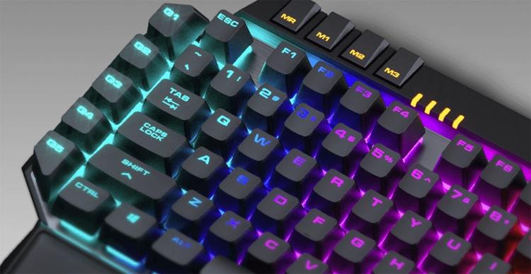 """Cougar 700K EVO: механическая клавиатура премиум-класса с RGB-подсветкой"""""""