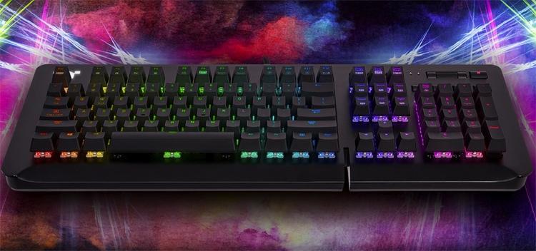 "Игровая клавиатура Thermaltake Level 20 GT RGB представлена в трёх версиях"""