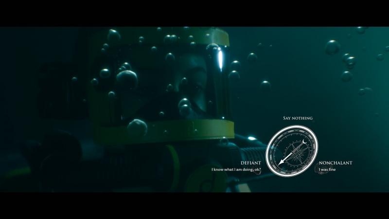 Пока одни плавают под водой, другие персонажи разбираются с проблемами на поверхности