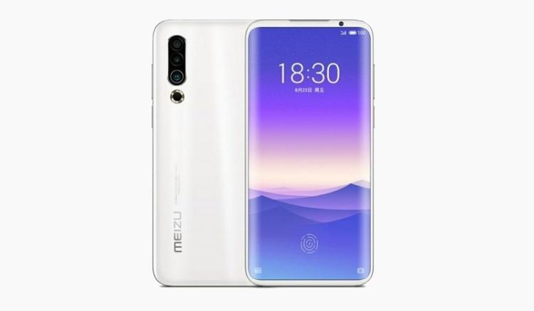 """Смартфон Meizu 16s Pro получит 90-Гц дисплей и процессор Snapdragon 855 Plus"""""""