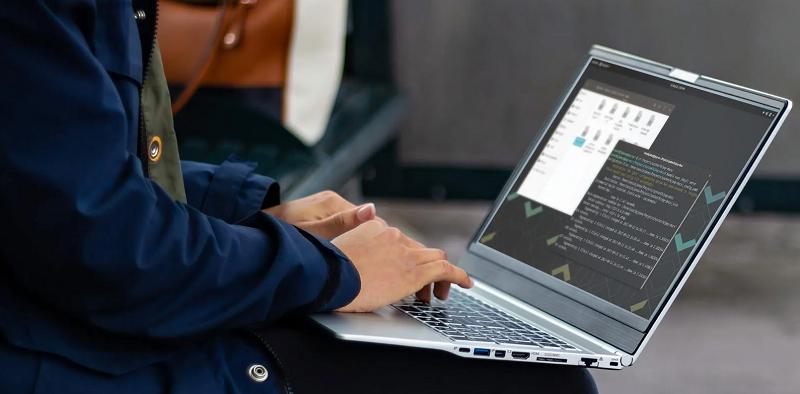 """System76 Darter Pro OSFC Edition: рабочий ноутбук с открытой прошивкой Coreboot"""""""