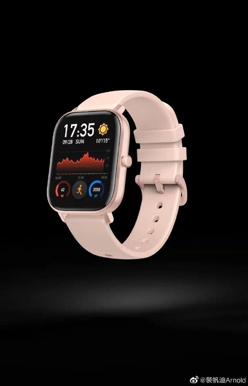 """Грядущие смарт-часы партнёра Xiaomi превосходят Apple Watch 4 по качеству экрана"""""""