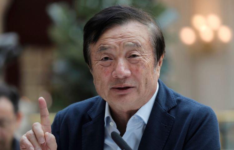 Основатель и генеральный директор Huawei Чжэн Чжэнфэй