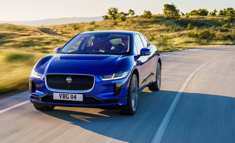 """Jaguar I-Pace занял половину российского рынка электромобилей"""""""