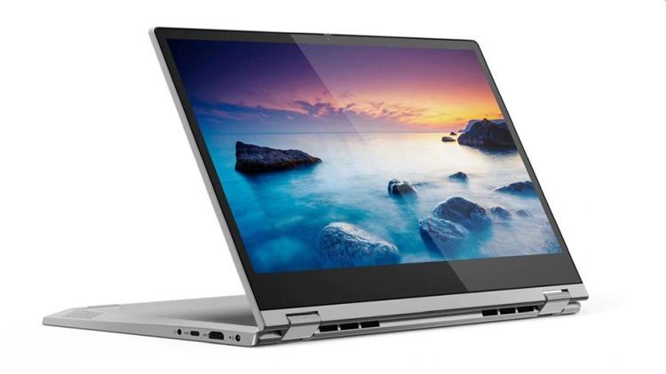 "Lenovo готовит ноутбук-трансформер IdeaPad C340 с процессором Intel Comet Lake"""
