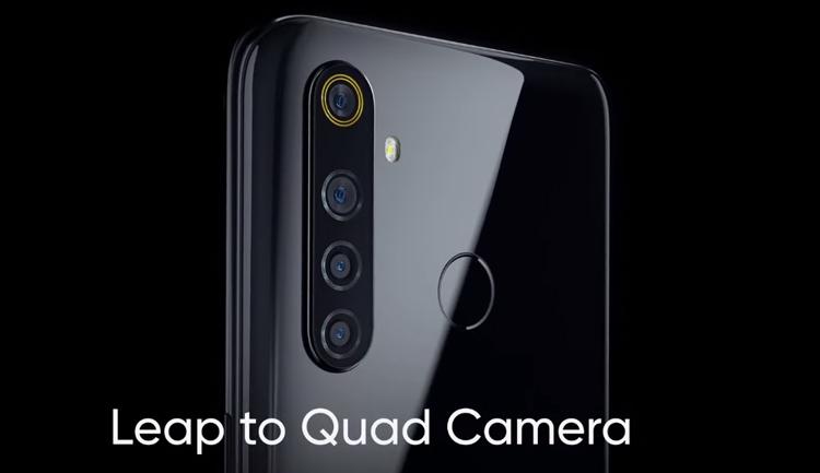 Смартфон Realme 5 предстал в бенчмарке с процессором Snapdragon 665