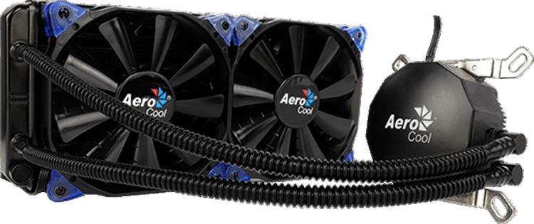 """Aerocool Likai 240: система жидкостного охлаждения для чипов AMD и Intel"""""""