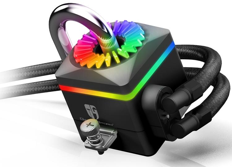 """Deepcool Captain 240PRO V2: система жидкостного охлаждения с технологией Anti-leak"""""""