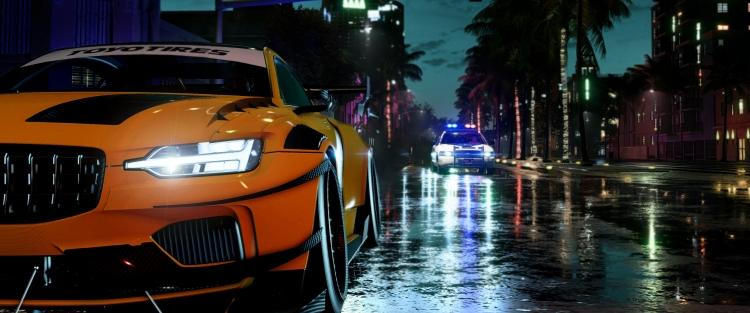 "Electronic Arts официально представила Need for Speed Heat"""