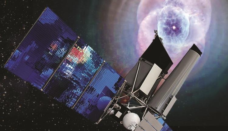 """Обсерватория «Спектр-РГ» фиксирует необычную активность чёрной дыры в центре галактики"""""""