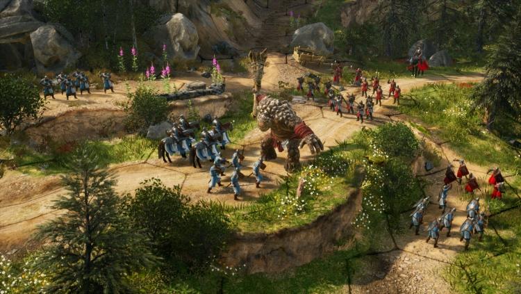 "1C Entertainment анонсировала ролевую стратегию King's Bounty II"""