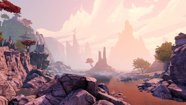 """Новый трейлер и геймплейные ролики Borderlands 3 за агента Флинта и робота З4ЛПа"""""""