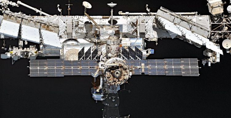 """Российский сегмент МКС получит лазерную связь с Землёй"""""""