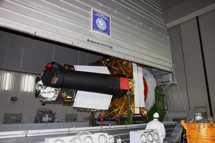 """Обсерватория «Спектр-РГ» наблюдает центр Млечного Пути"""""""