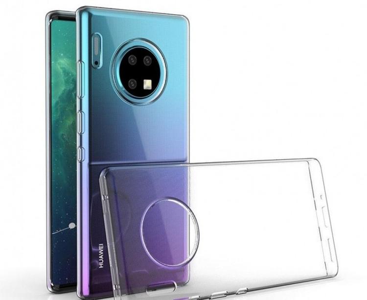 """Смартфон Huawei Mate 30 получит быструю 25-Вт беспроводную подзарядку"""""""