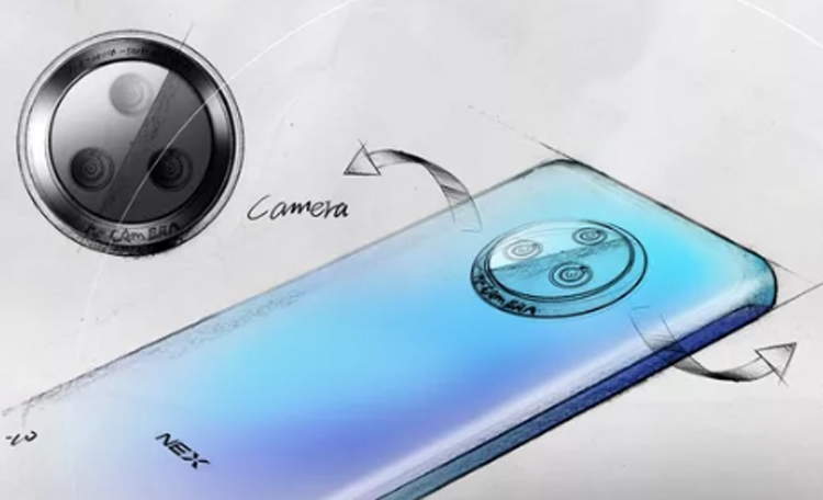 """Раскрыт дизайн мощного смартфона Vivo NEX 3"""""""