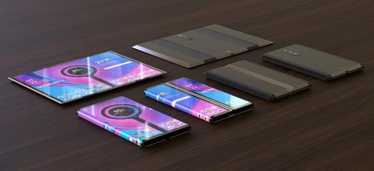 """Xiaomi проектирует гибкий смартфон с тройной камерой"""""""