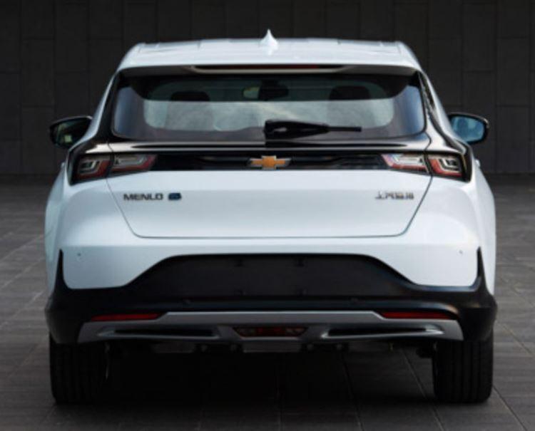 """Электрический кроссовер Chevrolet Menlo EV готовится к выходу на китайском рынке"""""""