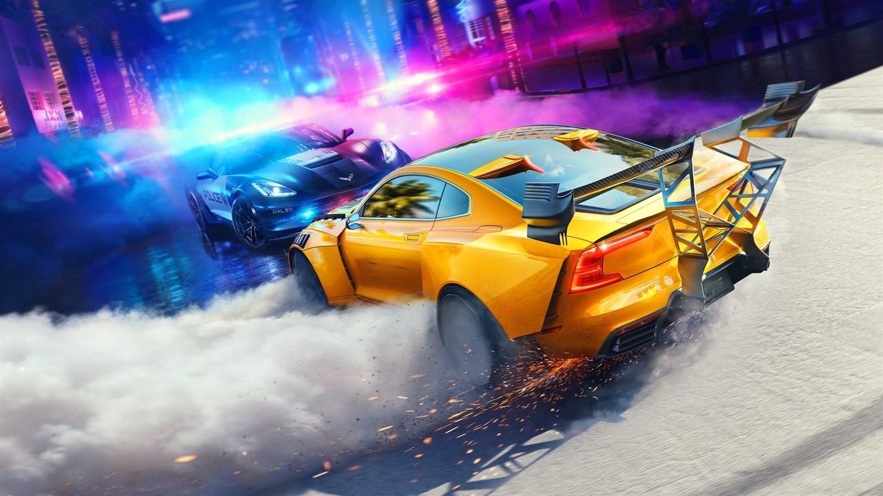 Вместо лутбоксов в Need for Speed Heat появится платная карта предметов и дополнения