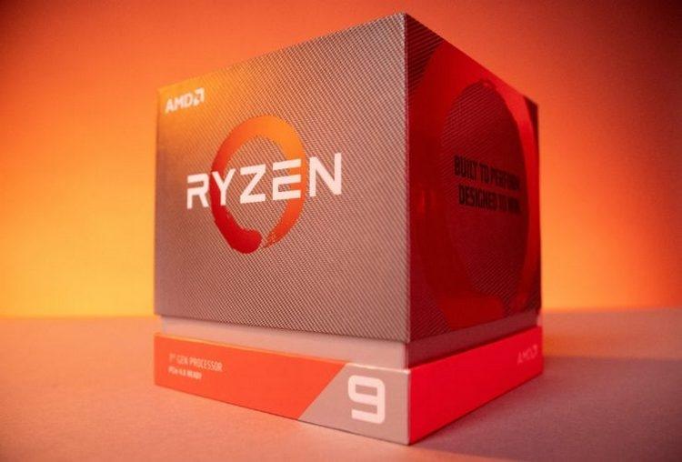 12 ядер и 65 Вт: AMD готовит процессор Ryzen 9 3900