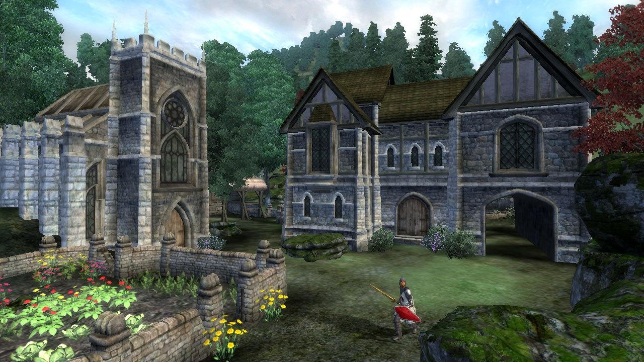 Создание модификации Skyblivion, переносящей The Elder Scrolls IV: Oblivion на движок Skyrim, почти завершено