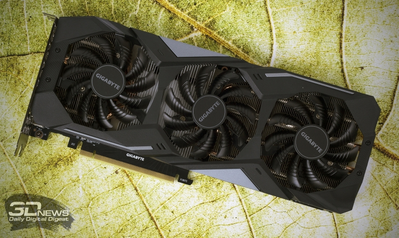GIGABYTE GeForce RTX 2060 SUPER GAMING OC 8G (GV-N206SGAMING OC-8GC)