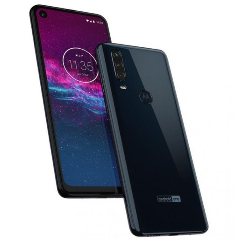"""Дебют Motorola One Action: смартфон с тройной камерой и экраном 21:9"""""""