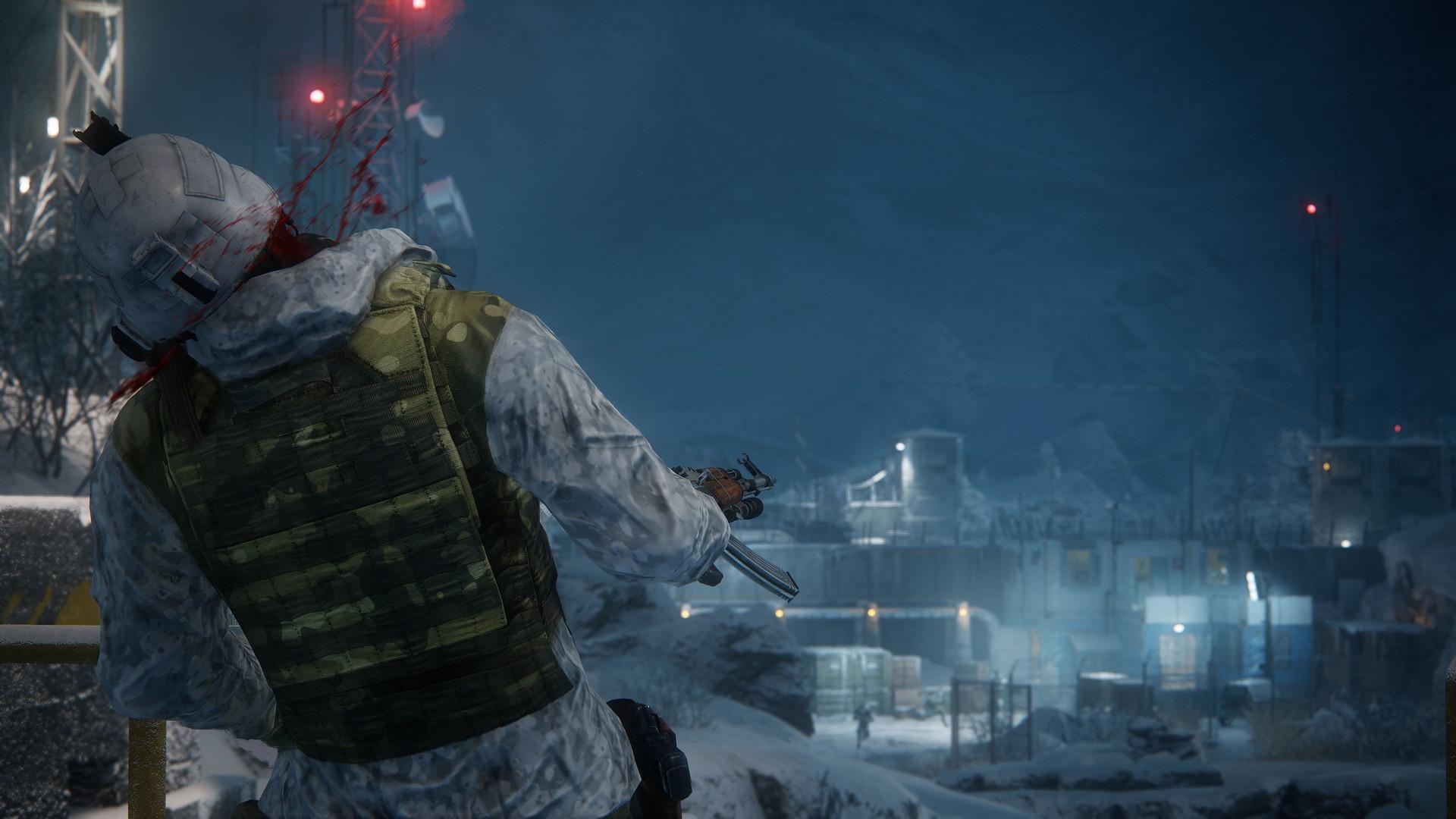 Снайперский шутер Sniper Ghost Warrior Contracts выйдет 22 ноября