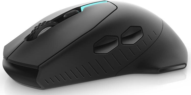 """Трио игровых мышей Alienware с проводом и без"""""""