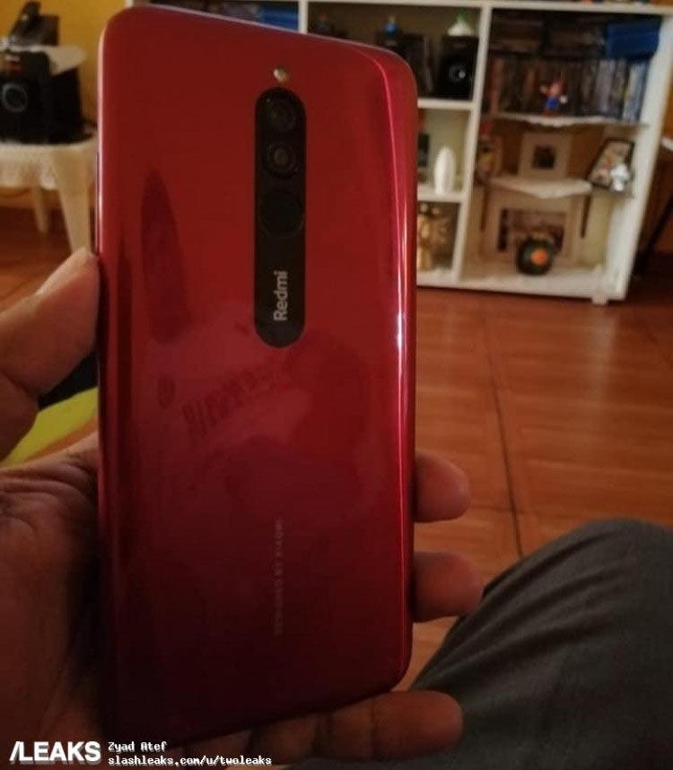 """В Сети появились фото Redmi 8A со Snapdragon 439 и батареей на 5000 мА·ч"""""""