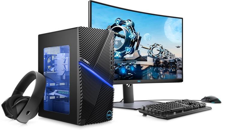 <b>Dell</b> G5: игровой компьютер с возможностью апгрейда