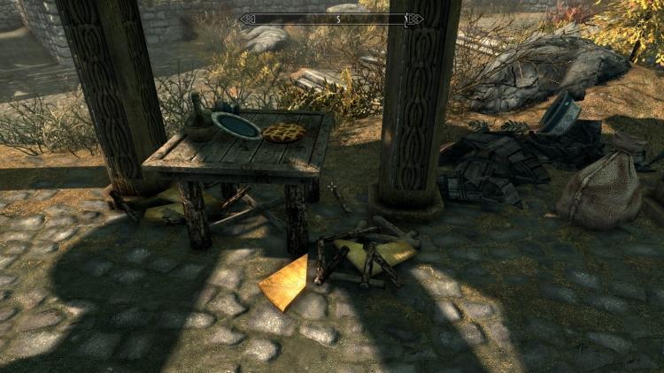 """Для The Elder Scrolls V: Skyrim вышла модификация, позволяющая разрушать предметы окружения"""""""
