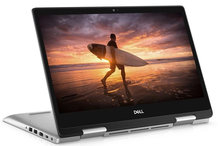 """Трансформируемые ноутбуки Dell Inspiron 5000 переведены на платформу Intel Comet Lake"""""""