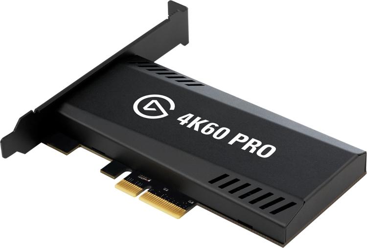 """Corsair Elgato 4K60 Pro MK.2: карта захвата с поддержкой HDR10"""""""