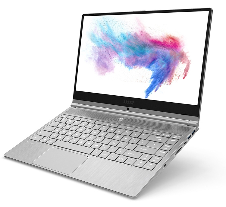 "MSI Modern 14: ноутбук с чипом Intel Core десятого поколения по цене от $750"""