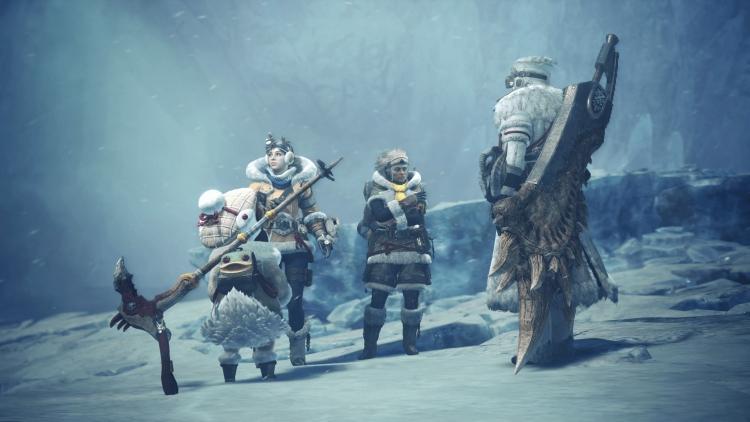 """Монстры, броня и многое другое в свежем трейлере Monster Hunter World: Iceborne"""""""
