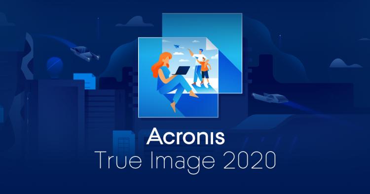 """Решение для персональной киберзащиты Acronis True Image 2020 использует схему резервного копирования «3-2-1»"""""""