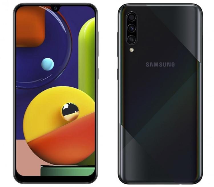 """Samsung Galaxy A50s и A30s: смартфоны с тройной камерой и 6,4"""" дисплеем"""""""