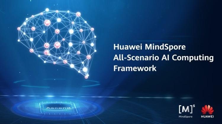 """Huawei представила ИИ-процессор Ascend 910 и новый фреймворк Mindspore"""""""