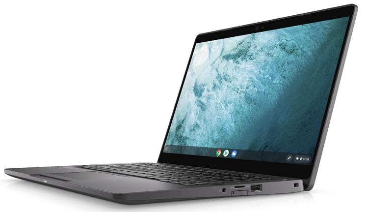 "Dell Latitude 5300 Chromebook Enterprise: ноутбук-трансформер бизнес-класса"""