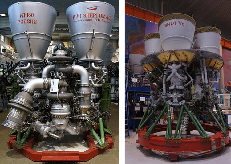 """«НПО Энергомаш» покажет самый мощный в мире жидкостный ракетный двигатель"""""""