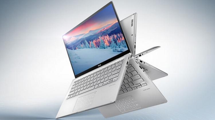 "ASUS представила новые модели ZenBook 14 на процессорах AMD Ryzen"""