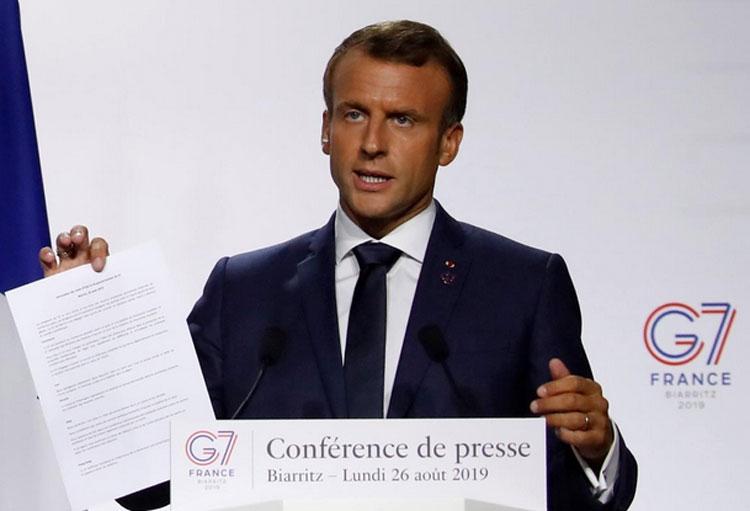 """Франция и США достигли компромисса в вопросе налога на «цифровую» деятельность"""""""