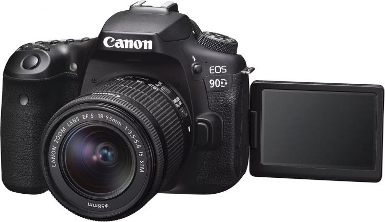 """Canon представила 32-Мп зеркалку EOS 90D и беззеркалку M6 Mark II"""""""